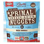 primal cat food